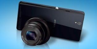 lens style de sony