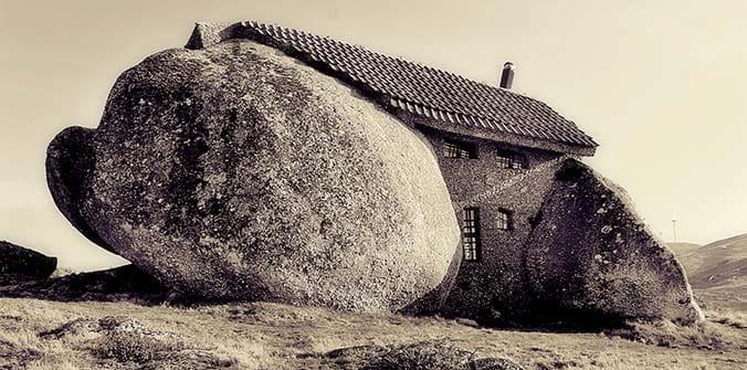 Casa en la Roca en Fafe