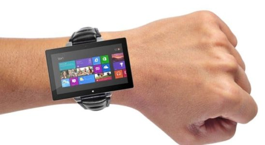 reloj inteligente de microsoft