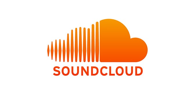 logo de soundcloud