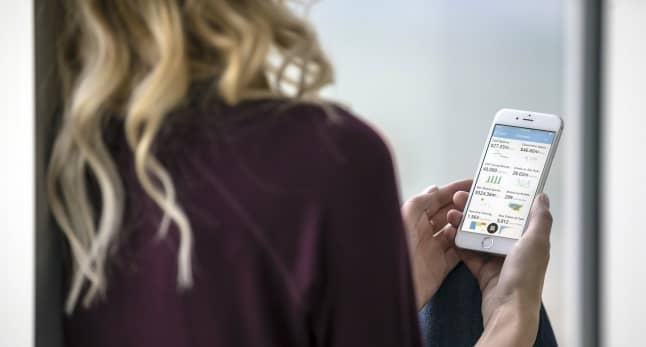 usando internet móvil ilimitado