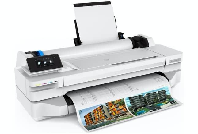 HP Designjet T125